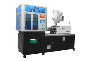 JASU injection stretch blow molding machine ISBM for bulb shells