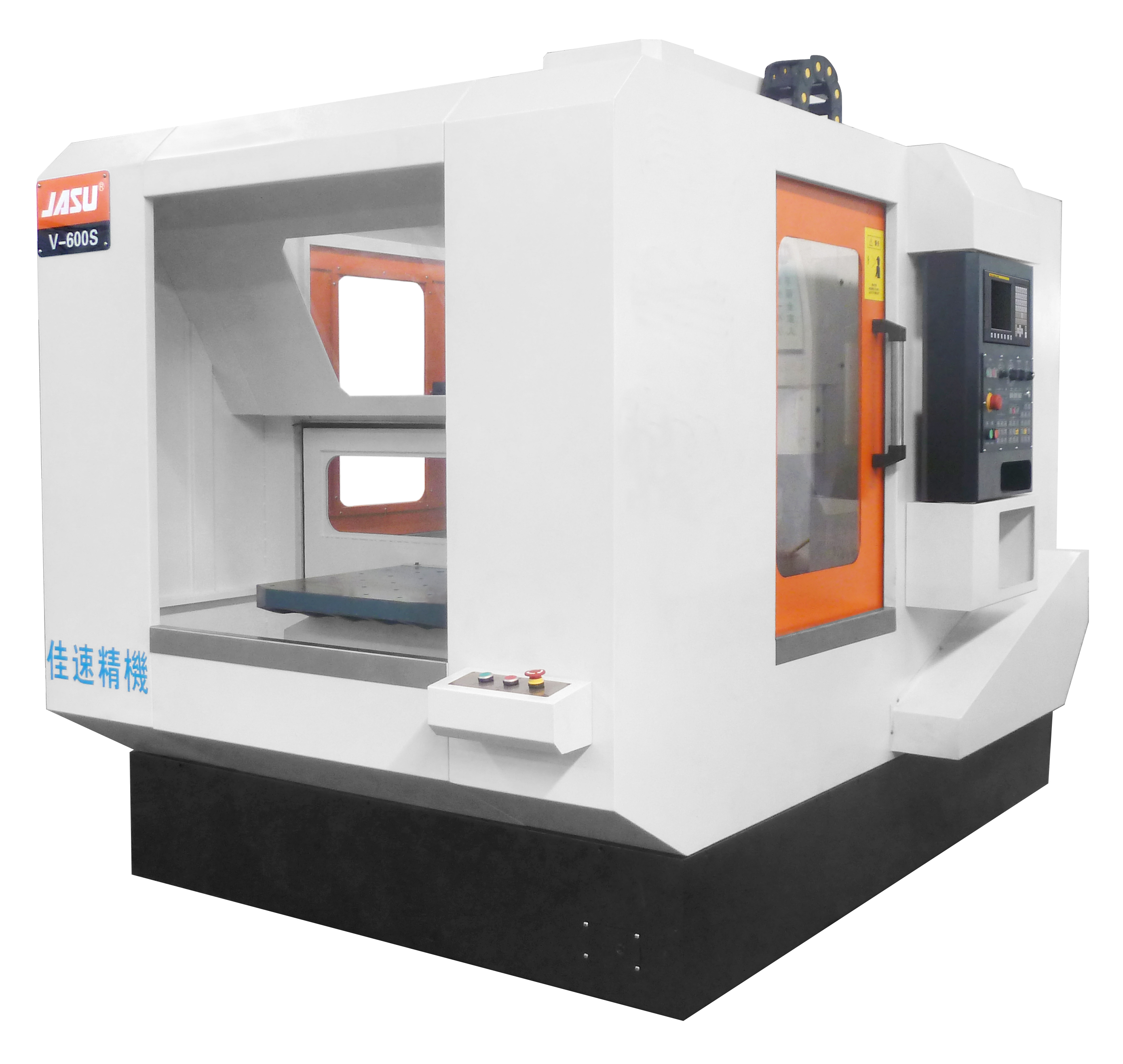 Z-600S Drilling Tapping Milling Center
