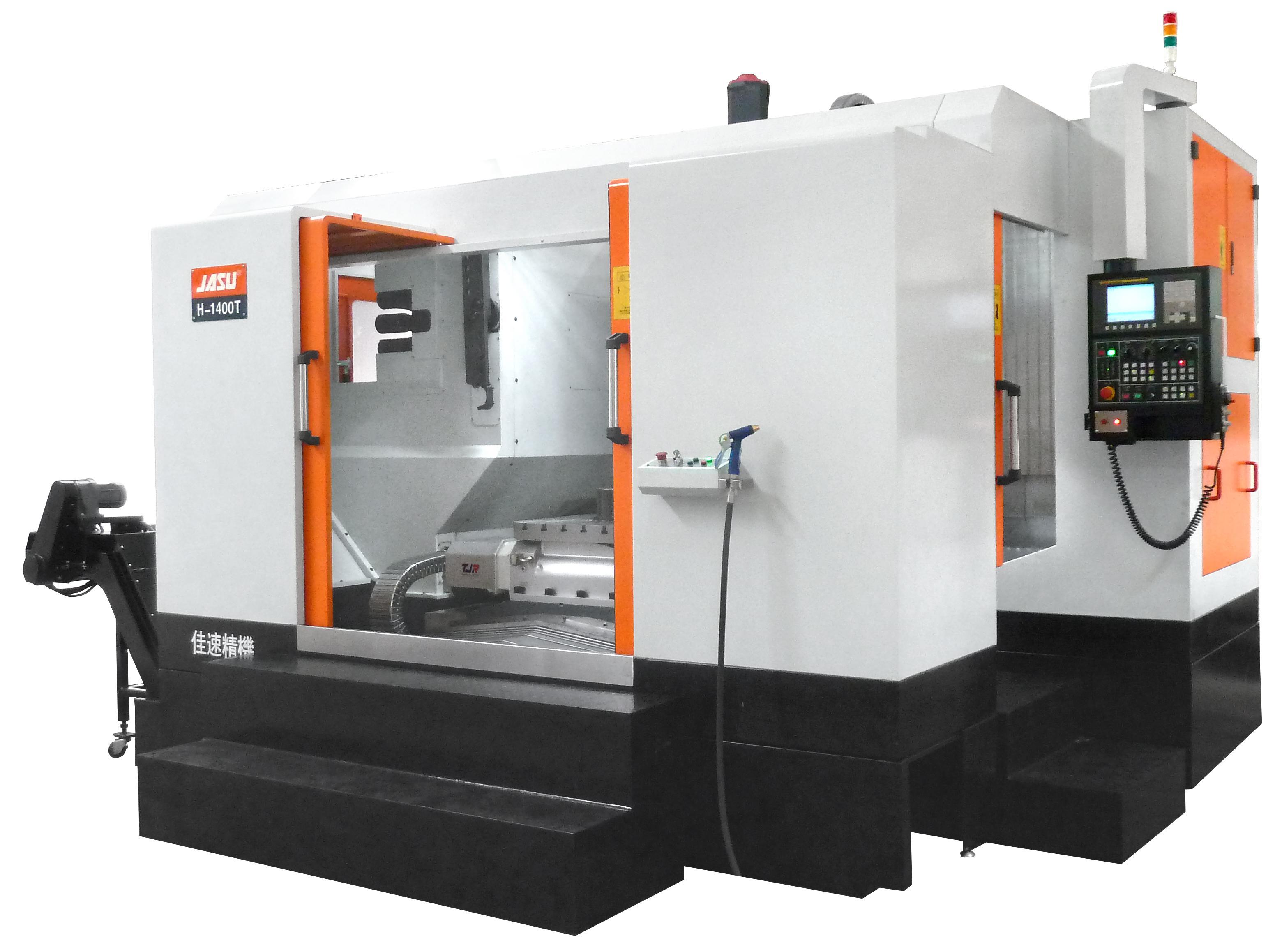 H-2400T Horizontal Boring Milling Machining Center